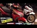 Honda Click 125i 2017 New Two Colors KS Stickers