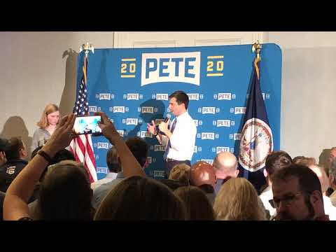 Pete Buttigieg stresses importance of diversity at fundraiser hosted by top Ralph Northam lawyer