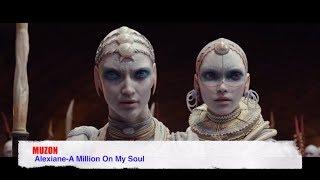 Alexiane-A Million On My Soul. Валериан и город тысячи планет. Cara Delevingne.Кара Делевинь. MUZON