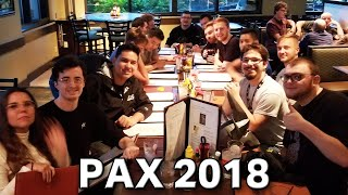 PAX West 2018 - Meeting the Halo Community