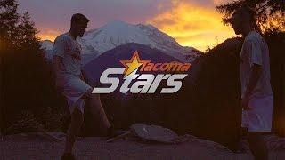 Tacoma Stars on Mt. Rainier