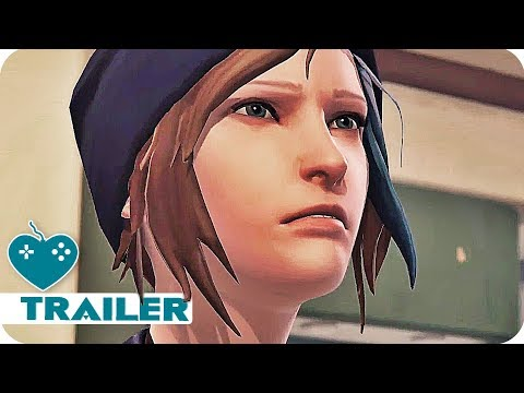 Life is Strange: Before the Storm Episode 3 Trailer (2017) Life is Strange Prequel Finale