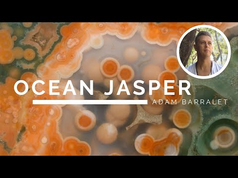 Ocean Jasper - The Crystal of the Patient Tides