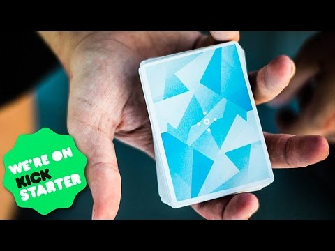 Frostbite Playing Cards by Sam Wheeler - Official Trailer