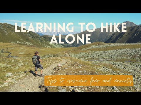Overcoming Barriers To Hiking Alone | Solo Female Travel