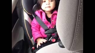 Cute Baby Dancing in the Car - Best Comic Vines