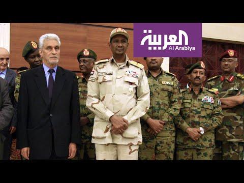 المجلس العسكري .. الاتفاق في السودان لحظة تاريخية  - نشر قبل 10 ساعة