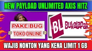 NEW PAYLOAD UNLIMITED AXIS HITZ ●BUG TOKO ONLINE●| 2017