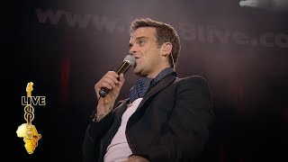 Robbie Williams - Feel (Live 8 2005)