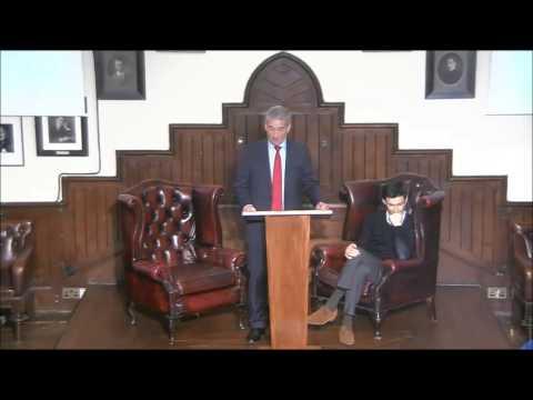 Simon Gillespie CEO of the British Heart Foundation | Cambridge Union