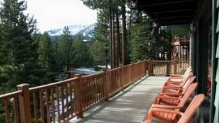 Mammoth Lakes Vacation Home for Rent near Village sleeps 8 to 12 monthly or ski lease