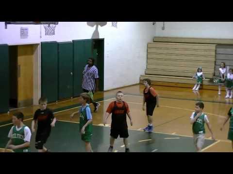 The Rodburn Elementary School Celtics at Morehead Ky 12-6-2011 Part 3