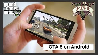 GTA V For Android | Really?