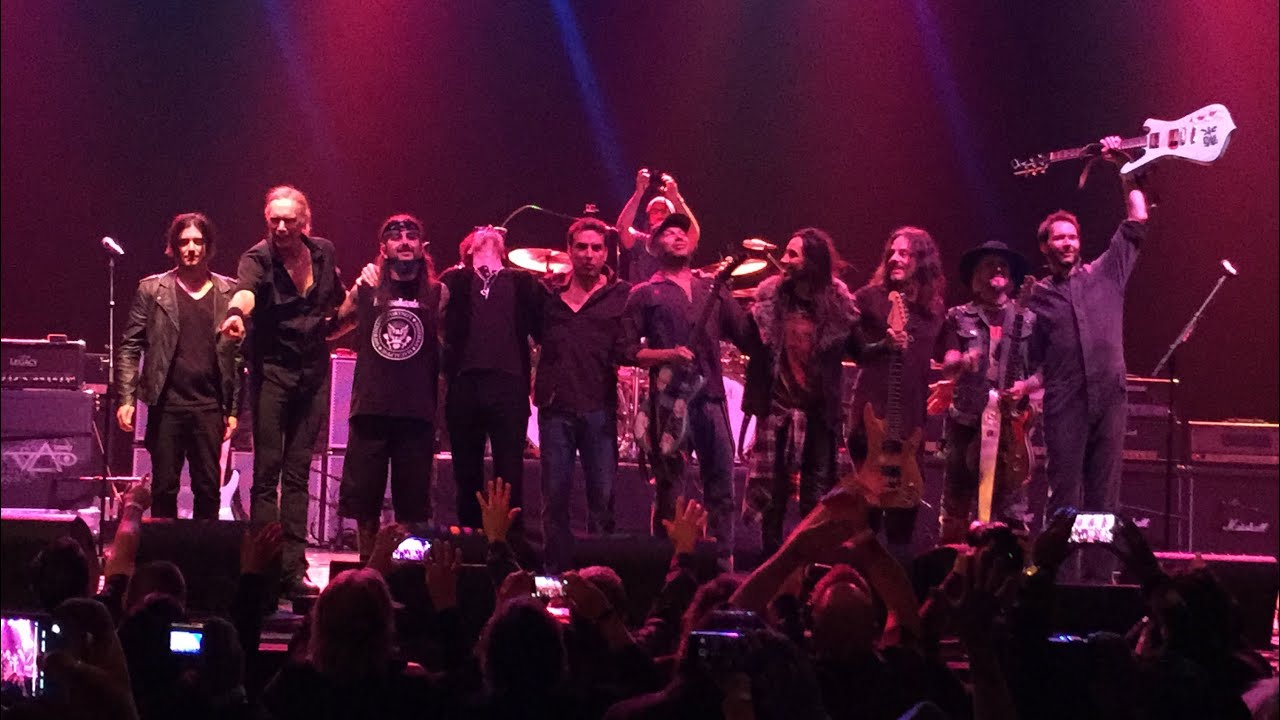 Resultado de imagen de Benefit for Tony MacAlpine Full Concert at The Wiltern on December 12 2015