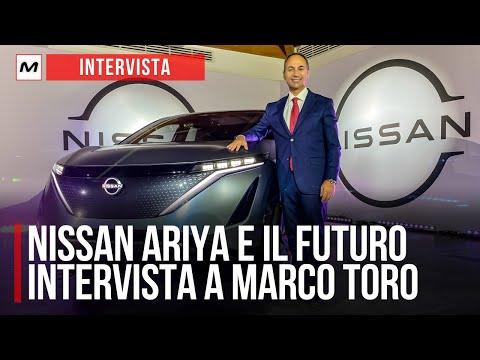 NISSAN ARIYA E FUTURO   Intervista al presidente Marco Toro