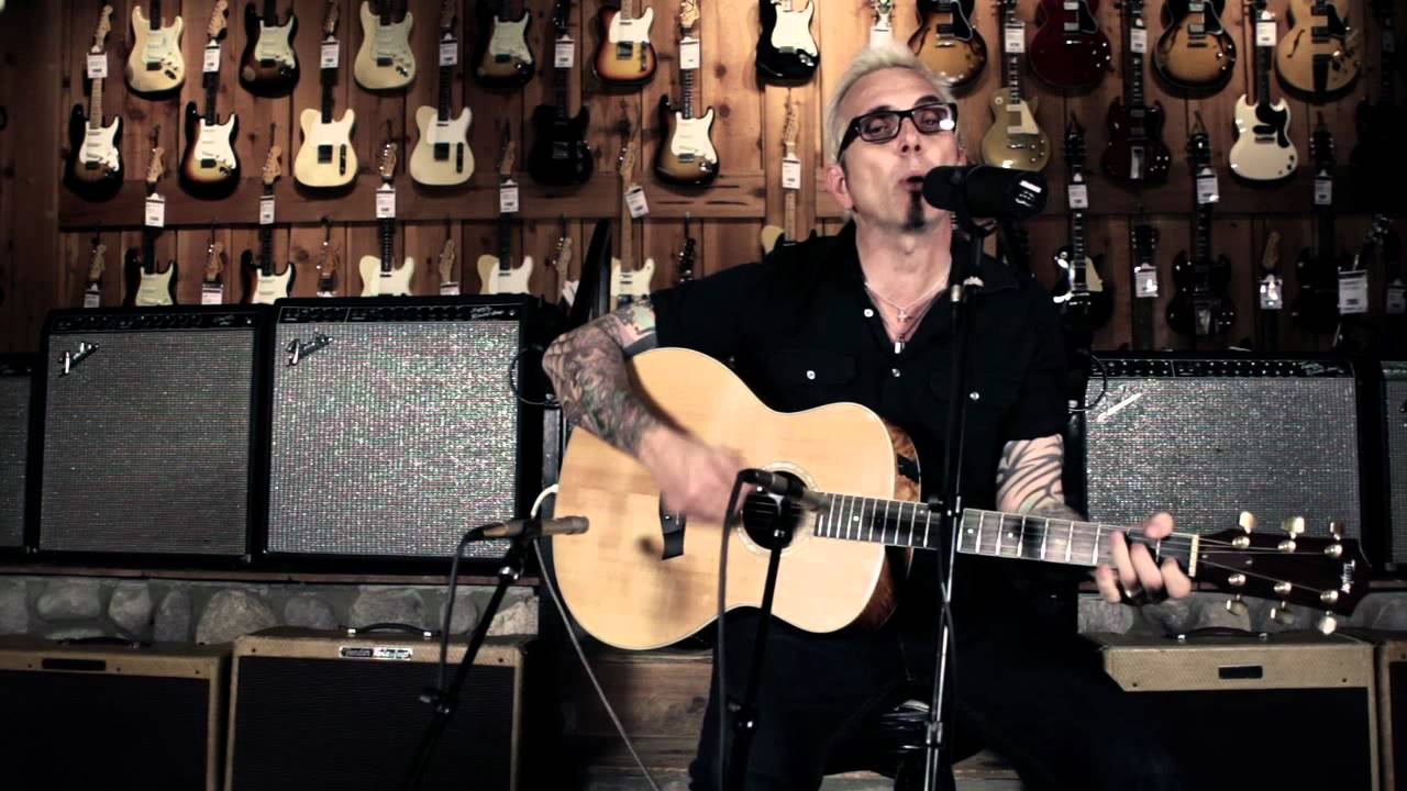 Art alexakis of everclear i will buy you a new life at guitar art alexakis of everclear i will buy you a new life at guitar center youtube hexwebz Image collections