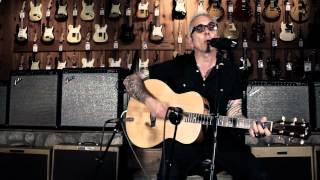 "Art Alexakis of Everclear ""I Will Buy You a New Life"" At: Guitar Center"