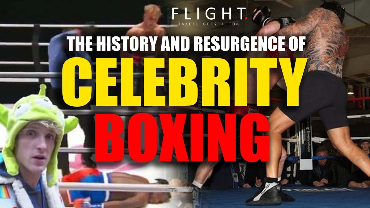 The History And Resurgence Of Celebrity Boxing