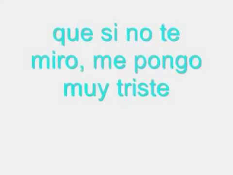Luis Coronel - Mi Niña Traviesa Lyrics