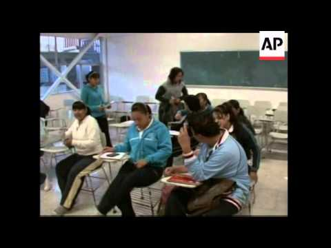 Students return to school in Mexico City, mayor's presser
