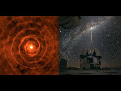 """Planet X or Dark Matter? ESO Observatory """"Phenomenon Never Discovered"""""""