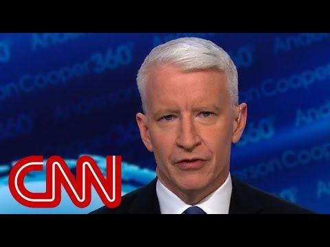 Cooper: Setbacks clash with past Trump claims