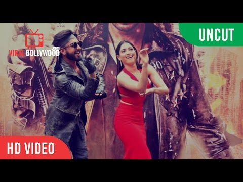 UNCUT - Ranveer Ching Returns Launch | A Rohit Shetty Film | Ranveer Singh, Tamannaah , Rohit Shetty