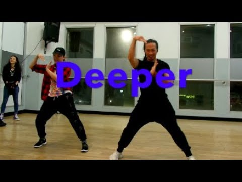 MNEK | Deeper | Choreography by Viet Dang