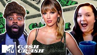 Do These Taylor Swift Fans Know Pop Culture Trivia? 💵Cash Crash w/ Darren