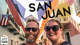First Time in San Juan, Puerto Rico - HAL Nieuw Statendam - February 2020