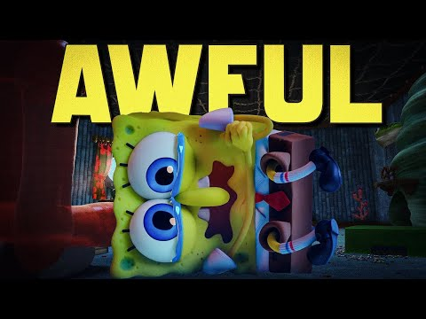 Sponge On The Run Is AWFUL and Here's Why