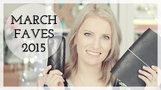 Top 5 NEW Beauty and Fashion Favorites for March 2015 | Pretty Shiny Sparkly