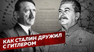 A Non-Aggression Pact between the Nazi Germany and the Soviet Union. Who did the victory belong to?