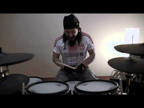Onur Akca - Alter Bridge - Rise Today (Drum cover)