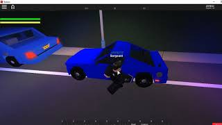 New York City Police Patrol | #10 | (Sergeant) [SHORT] (ROBLOX chat doesn't work everyone muted)