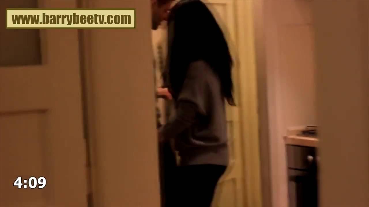 Kissing Prank Gone Home! Crazy - YouTube