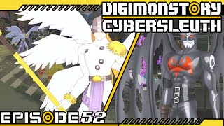 Digimon Story : Cyber Sleuth - Ep 52 : Solving Extra Cases!