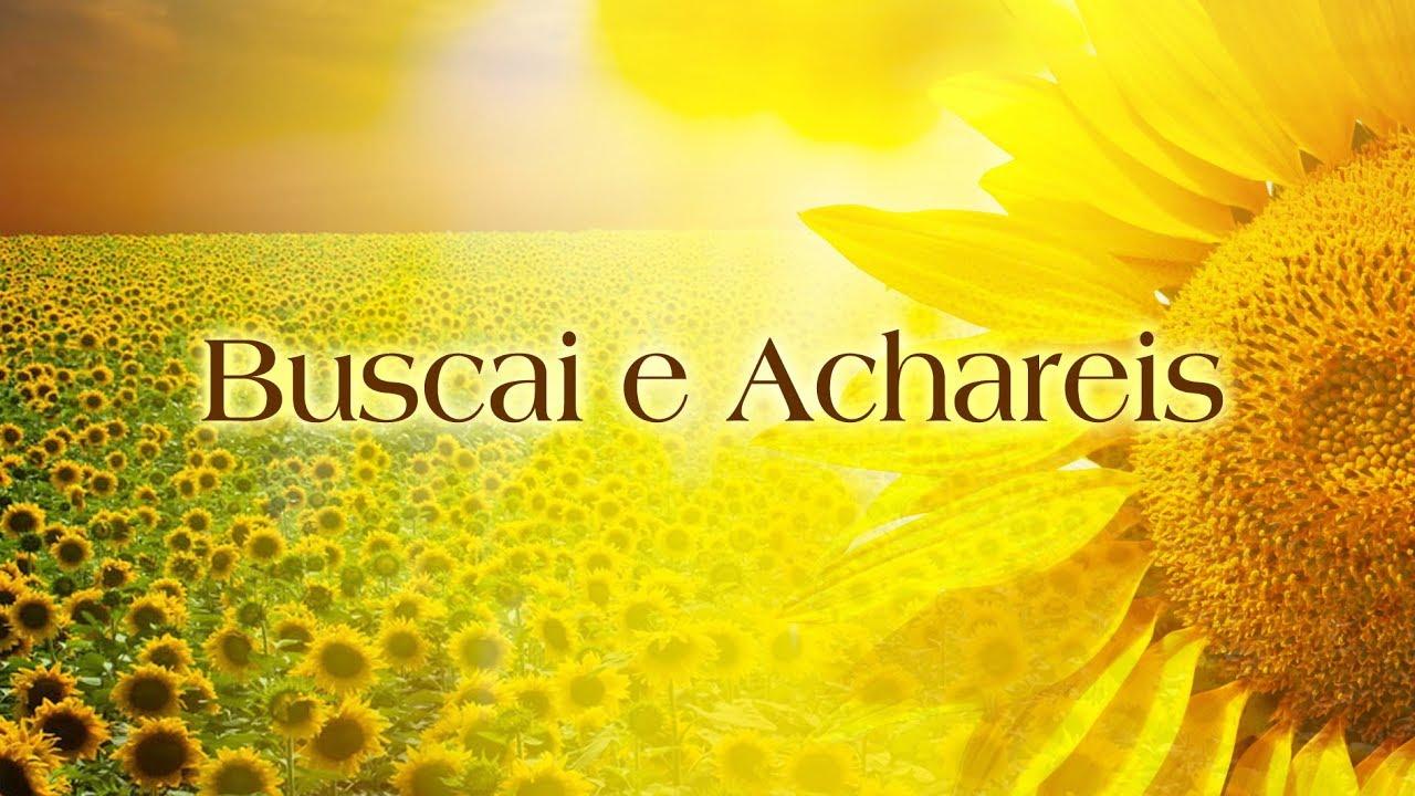 Buscai e Achareis