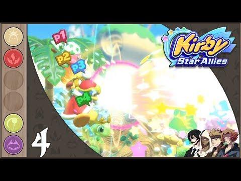 Kirby Star Allies #4 To Planet Popstar!