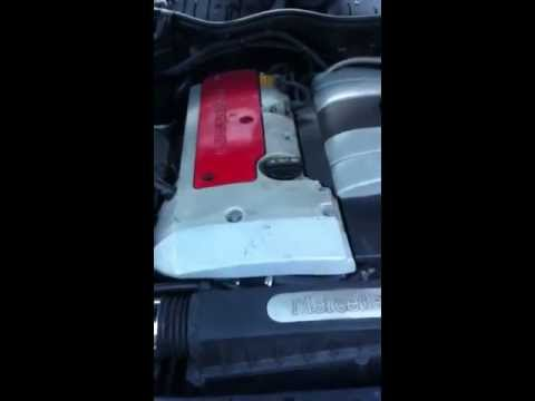 Beliebt Bevorzugt W203 C200 Kompressor Kaltstart Problem - YouTube &RG_42