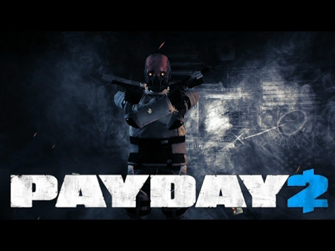 Melee Build Payday