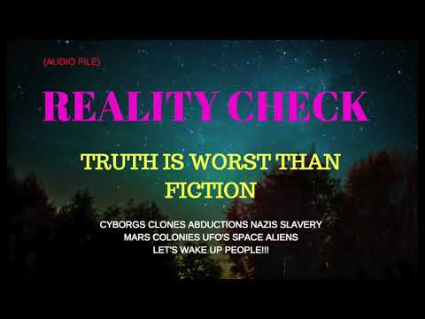 REALITY CHECK MOVIES TV SPACE PROGRAM IS ABOUT SLAVERY