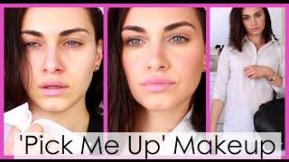 GRWM 'Pick Me Up' Makeup, Hair & Outfit | RubyGolani Thumbnail