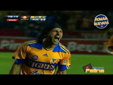 Tigres vs Puebla 3-0 Jornada 8 Clausura 2011 Liga Mx HD