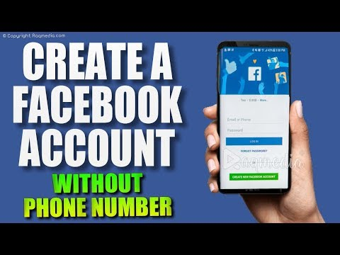 How To Create A Facebook Account Without Phone Number