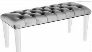 Glamour Bench Collection From Sunpan Modern Home