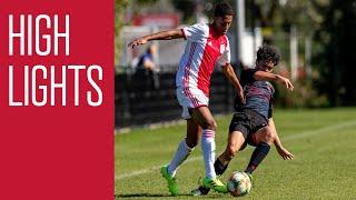Highlights Ajax 016 - Sparta 016