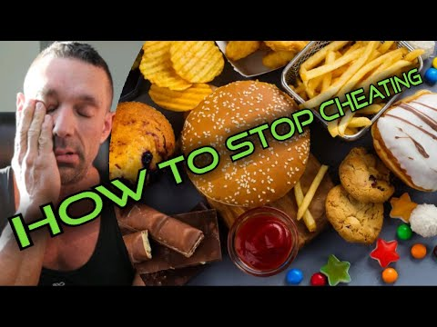 Cheating On Your Diet? How to Stop!!!