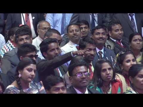 Safeshop Leader Mr Sanjay Gupta Closing Speech in Success Day 18 Mar 2017.