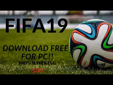 FIFA19 FREE FOR PC//2019 Method//Torrent // Direct DOWNLOAD FREE //FAST & EASY}
